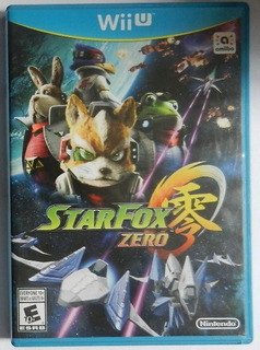 Star Fox Zero - Usado