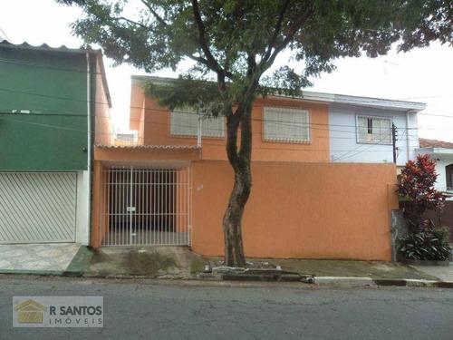 Sobrado À Venda, 160 M² Por R$ 460.000,00 - Jardim Aeroporto - São Paulo/sp - So0569