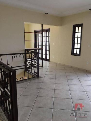 Imagem 1 de 30 de Sobrado Com 3 Dormitórios, 204 M² - Venda Por R$ 735.000,00 Ou Aluguel Por R$ 4.320,00/mês - Jardim América - Bragança Paulista/sp - So0702