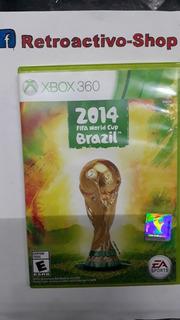 ** 2014 Fifa World Cup Brazil Para Tu Xbox 360 **