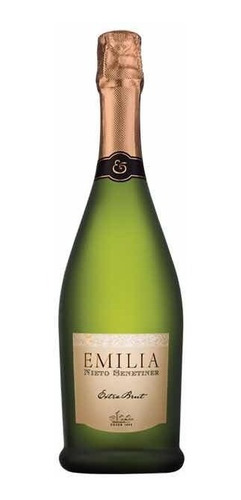 Emilia Espumante Extra Brut 750ml