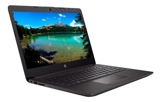 Notebook Hp 240 G7 Core I5 8250u 8gb 1tb + Ssd 240gb Cuotas