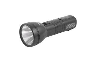 Lanterna Recarregável 1 Led Com Iluminação Bivolt - Vonder