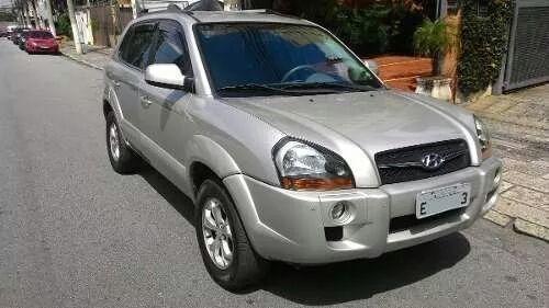 Hyundai Tucson Ou Troco Por Utilitário Mesmo Valor