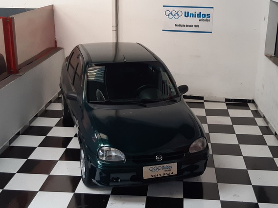 Chevrolet Corsa Sedan 1.0 Wind 4p 1999