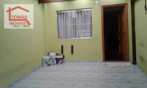 Sobrado No Vista Verde Com 3 Dormitórios - So1216