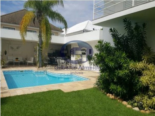 Imagem 1 de 17 de Casa 4 Quartos A Venda No Cristal Lake Na Barra Da Tijuca Rj - B-69834 - 4389913