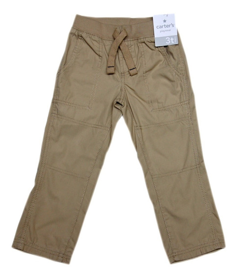 Pantalones Carters Niño Varon 2t 3t 4t Y 5t (15v)