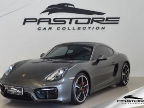Porsche Cayman Gts - 2015