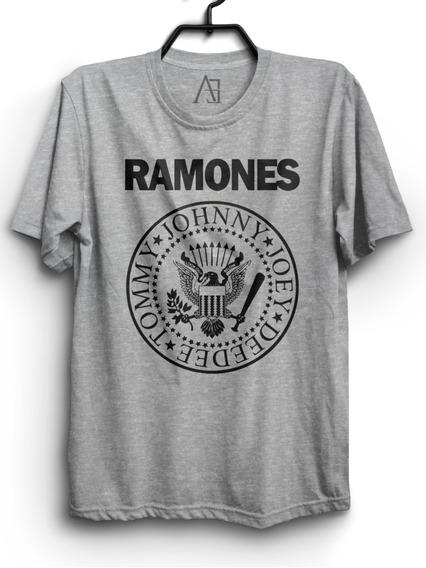Camiseta Ramones Camisa Rock