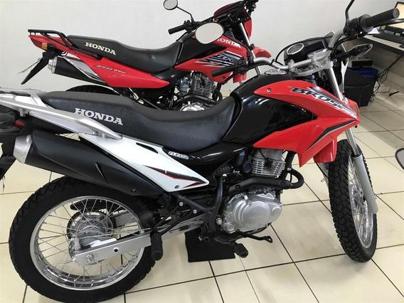 Honda Nxr Bros 150 Es 2013