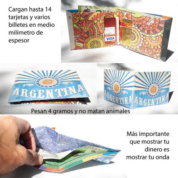 Billeteras De Papel Tyvek, Las Más Lindas