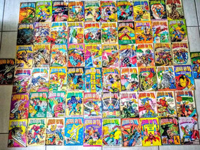 Revstas Heróis Da Tv Marvel 62 Volumes