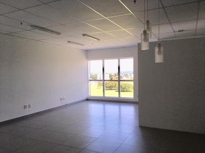 Linda Sala Para Alugar, 48 M² Por R$ 2.000/mês - Jardim Aquarius - São José Dos Campos/sp - Sa0387