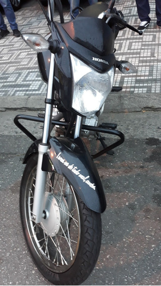 Honda Cg 160 Start Gipevel