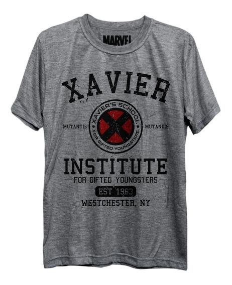 Camiseta Xavier Institute X-men Magneto Wolverine Freekz