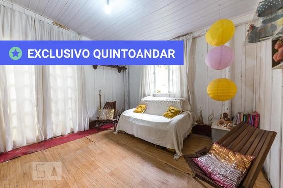 Casa Mobiliada Com 1 Dormitório - Id: 892961276 - 261276