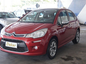 Citroen C3 Exclusive 1.6 16v Aut 2013