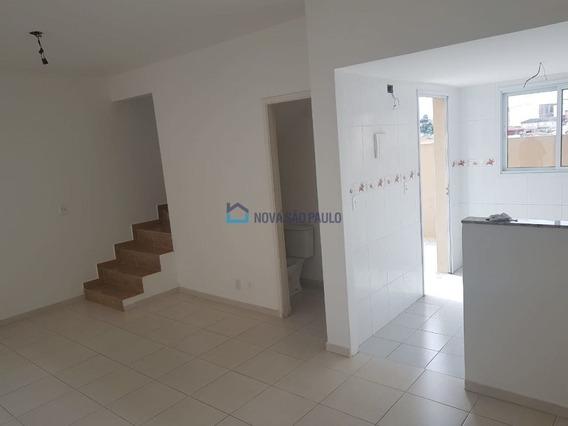 Sobrado Em Condomínio Vila Império, 2 Dormitórios, Pronto, 2 Vagas Cob, Depósito, Próx. Extra Cupecê - Bi27213
