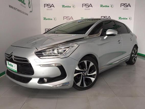 Ds5 1.6 16v 165cv Turbo Gasolina 4p - Impecavel - Com Apena