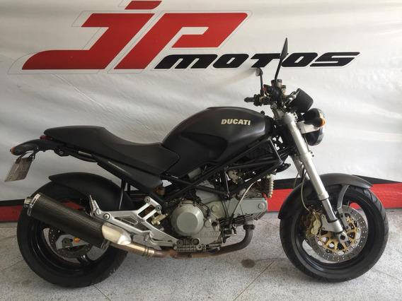 Ducati Monster 900cc 2001 Baixo Km