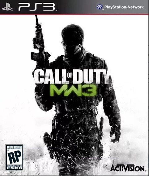 Call Of Duty Modern Warfare 3 Ps3 Cod Mw3 Mídia Física Usado