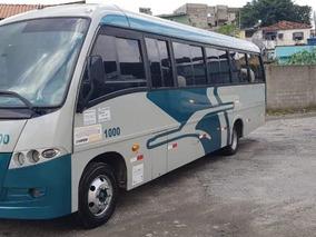 Micro Ônibus Executivo Volare Dw9 Só Turismo Completo Merced