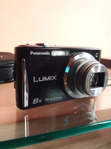Câmera Digital Panasonic Lumix Dmc