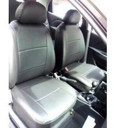 Cobertores De Asiento Hyundai Accent 00-03 Imitacion Cuero