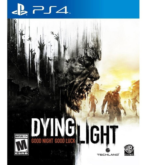 Dying Light Ps4 1 Envia Hoje