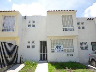 Renta Casa Amueblada 3 Recamaras Mision Bucarelli