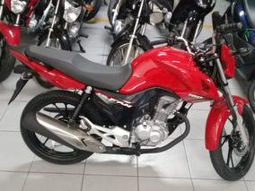 Honda Cg 160 Fan Cbs 2019