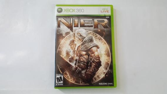 Nier - Xbox 360 - Original - Mídia Física