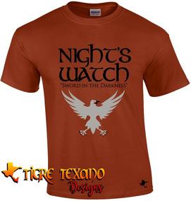 Playera Game Of Thrones Mod. 19 By Tigre Texano Designs