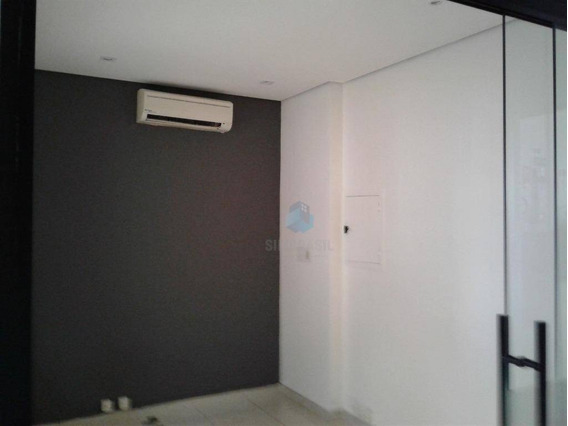 Sala Para Alugar, 76 M² Por R$ 2.200,00/mês - Bosque - Campinas/sp - Sa0045