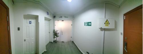 Imagen 1 de 22 de Se Vende Oficina Ubicada En Centro Histórico De Santiago