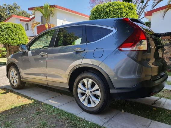 Honda Cr-v Ex Premium Unica Dueña Inpecable
