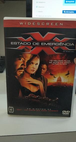 Triplo X 2 -estado De Emergência -dvd