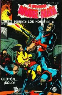 Paquete El Asombroso Hombre Araña Presenta : Los Hombres X
