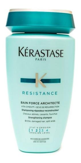 Shampoo Kerastase Resistance Force Architecte X 250 Cabello