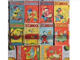 Ze Carioca 10 Revistas 1971 -72