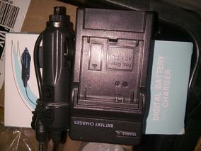 Carregador Bateria Gopro Hd Hero 3 Hero3 Camera + Lens Pen+l
