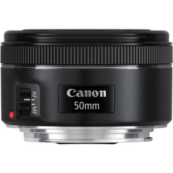 Lente Canon Ef 50mm F/1.8 Stm À Vista