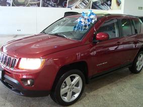 Jeep Compass Limited 2012 Navegador Fac Agencia!!!