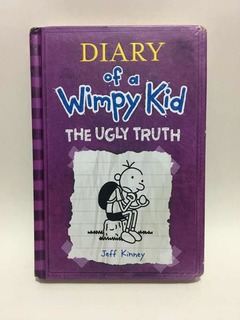 The Ugly Truth (diary Of A Wimpy Kid, #5) Inglés Pasta Dura