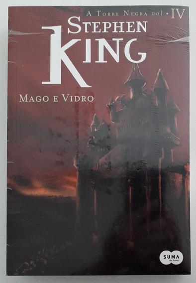 A Torre Negra 4: Mago E Vidro - Stephen King
