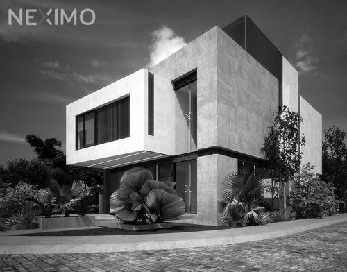 Imagen 1 de 6 de Venta De Casa En Esquina Dentro De Residencial Cancun, Benito Juarez, Quintana Roo