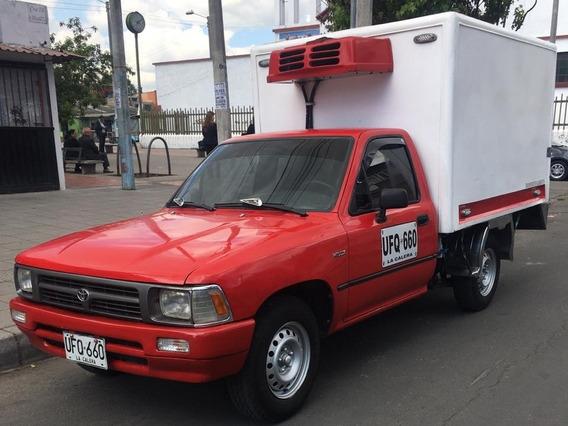 Toyota Hilux 1999 4x2 Full Inyección Furgón