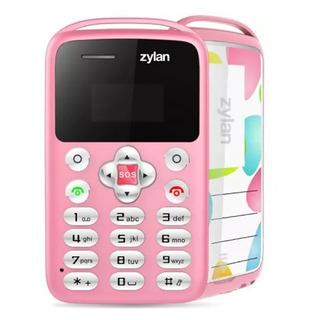 Telefono Celular Boton Sos Ultra Delgado Liberado Bluetooth