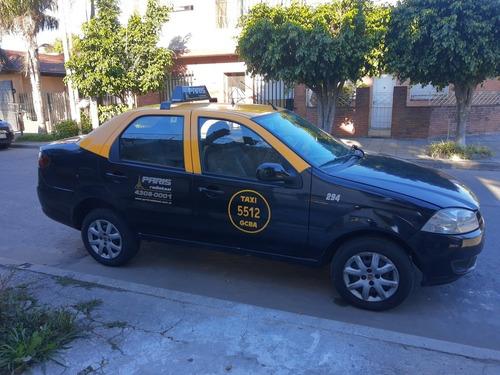 Fiat Siena 2015 Taxi